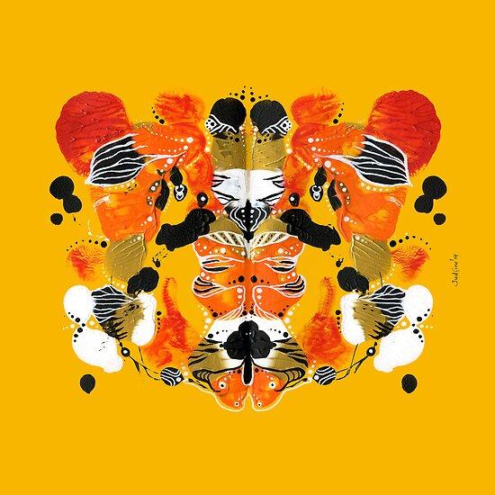 Yellow by Sudjino
