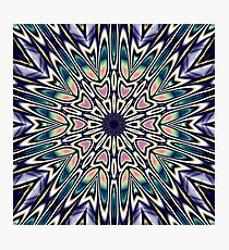 Star Burst Photographic Print