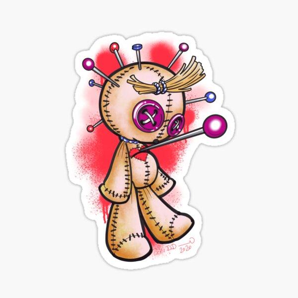 That VooDoo U Do Sticker
