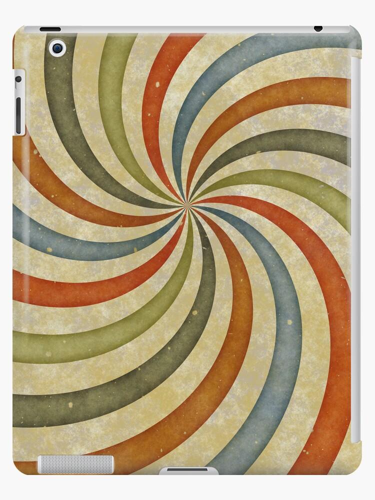 "Swirl - iPad case by "" RiSH """