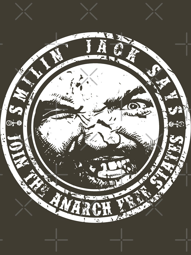 Smilin' Jack and the Anarch Free States | Unisex T-Shirt