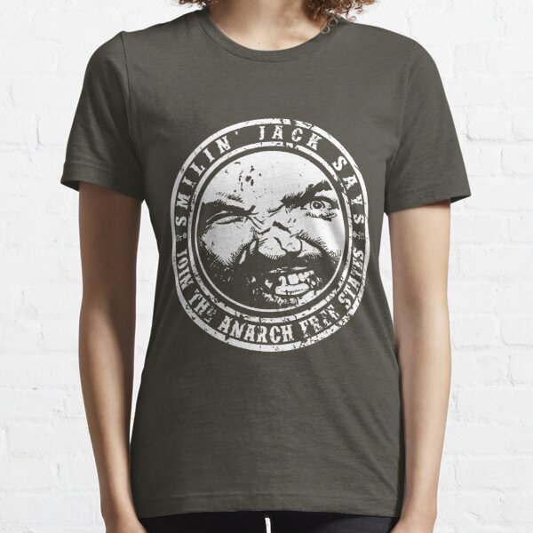 Smilin' Jack and the Anarch Free States Essential T-Shirt