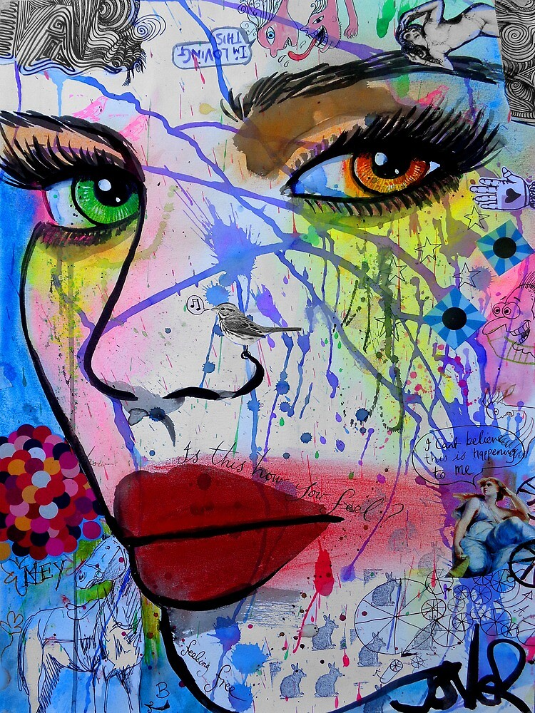 afterglow by Loui  Jover