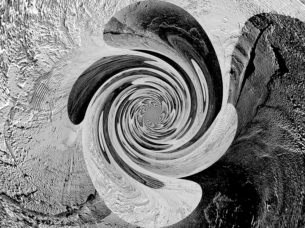 Mono Vortex by David Schroeder
