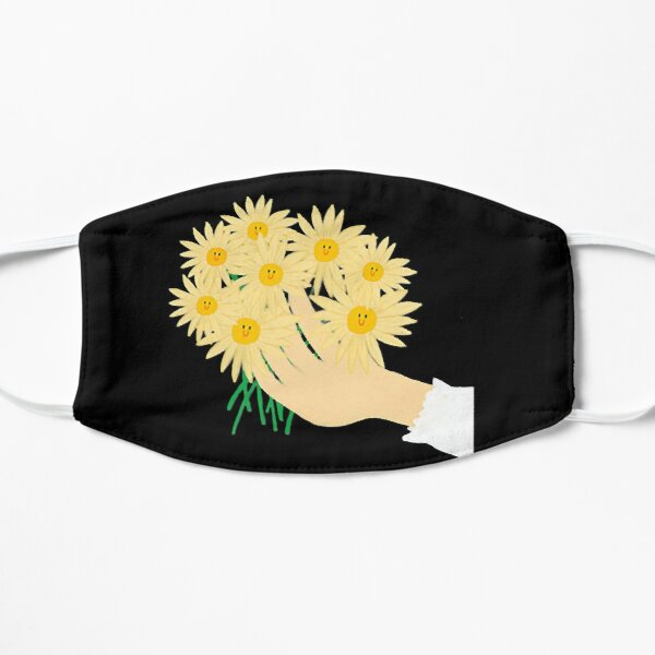 FLOWERS IN YOUR HEART Mask