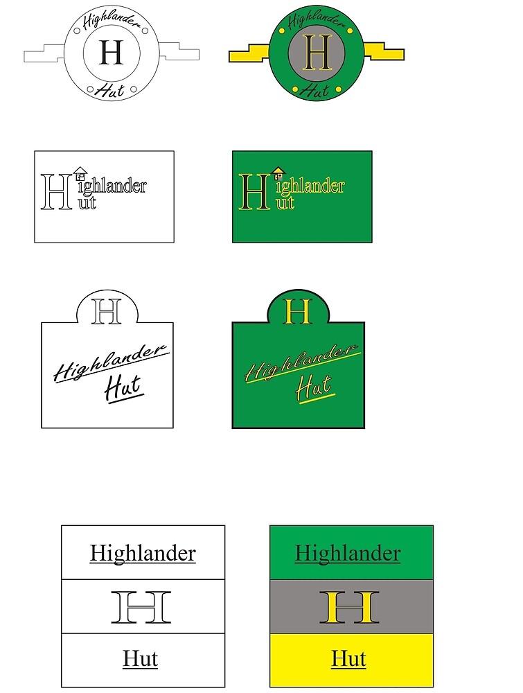 Highlander Hut by CTsefrekas