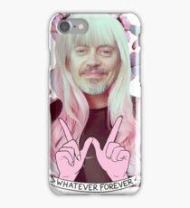 steve buscemi is a pastel goth girl iPhone Case/Skin