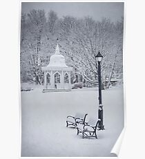 Love Through The Winter Poster