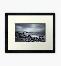 In A Tidal Wave Of Mystery Framed Print