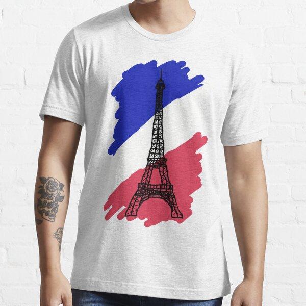Eiffel Tower Essential T-Shirt