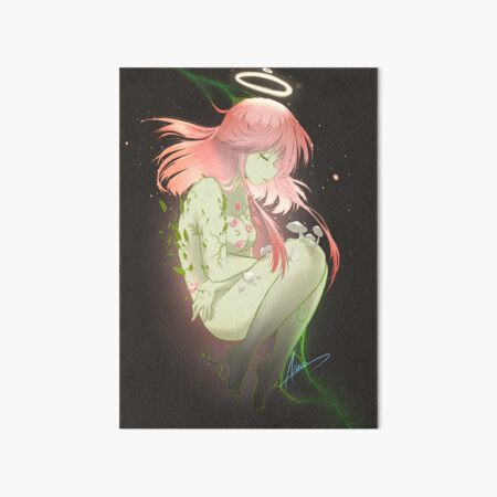 Morihime Art Board Print