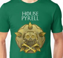 """House Pyrell"" - Disney Meets Game of Thrones Unisex T-Shirt"