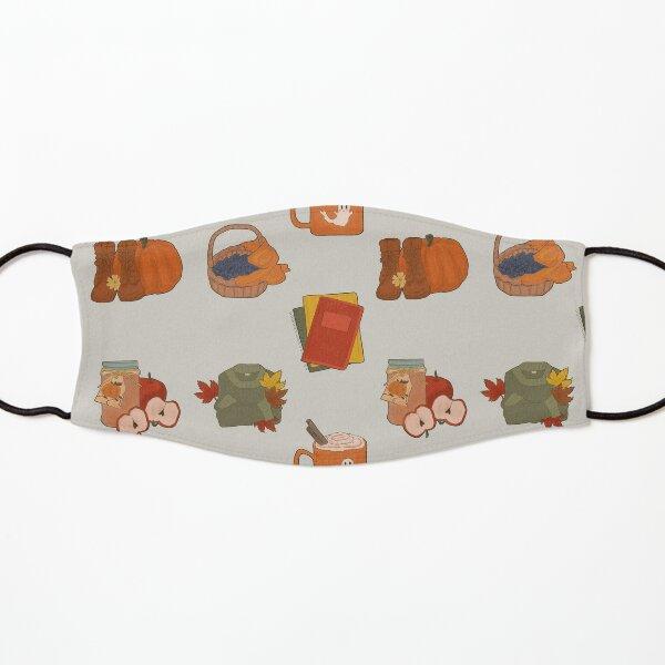Cozy Autumn Mood Kids Mask