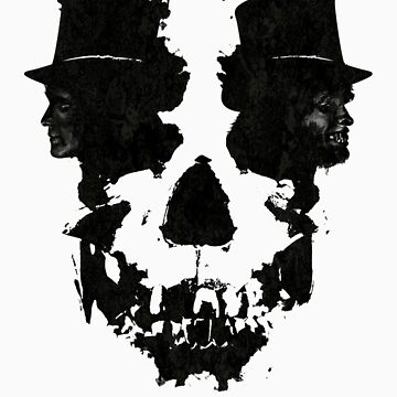 Skull of Jekyll/Hyde by sergiocpd