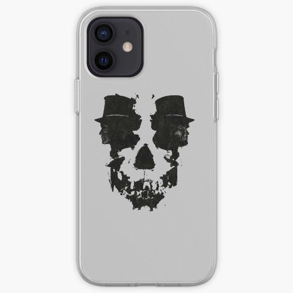 Skull of Jekyll/Hyde iPhone Soft Case
