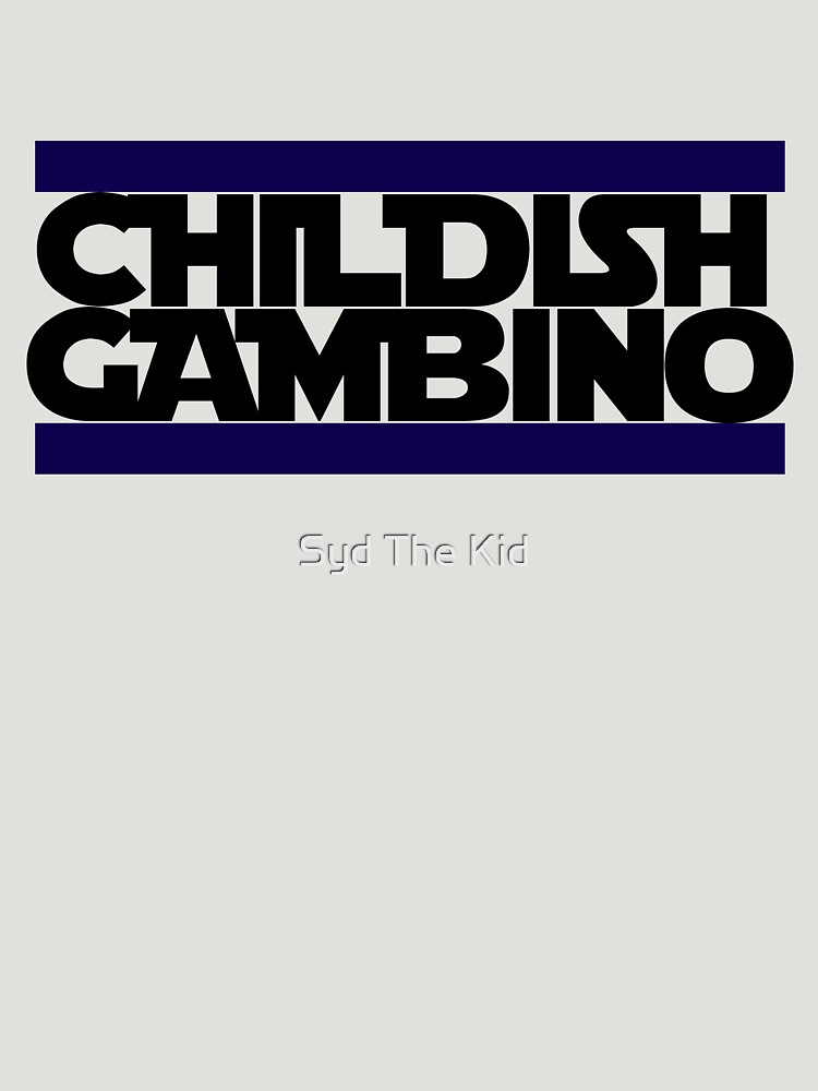 Childish Gambino Logo | Unisex T-Shirt