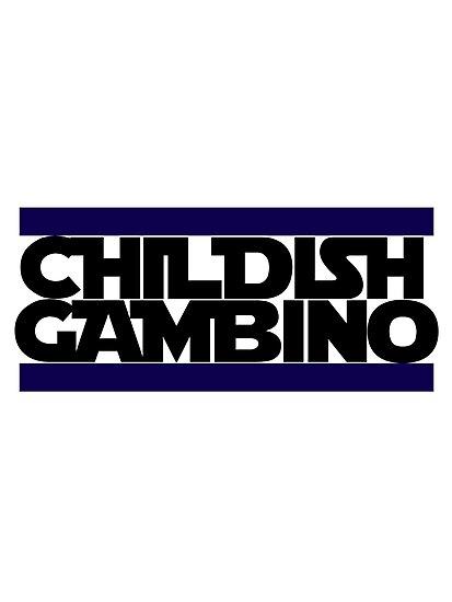 """Childish Gambino Logo"" Photographic Prints by Syd The Kid ..."