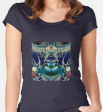 Jabba Women's Fitted Scoop T-Shirt