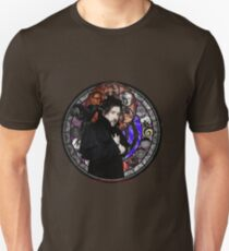 Tim Burton Stained Glass T-Shirt