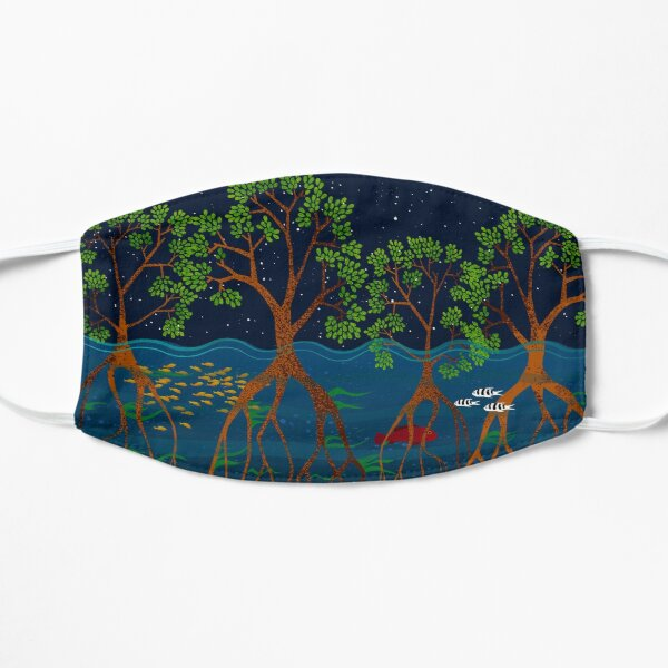 Magical mangrove forest Mask
