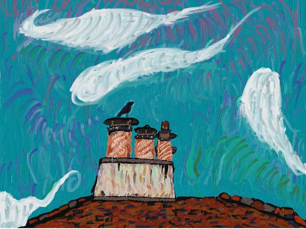 Crow's Sky by Conor Ryan