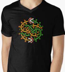 Plumber Auryn Mens V-Neck T-Shirt