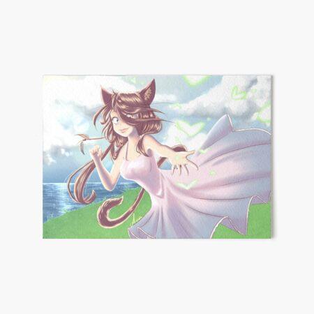 Karin Art Board Print