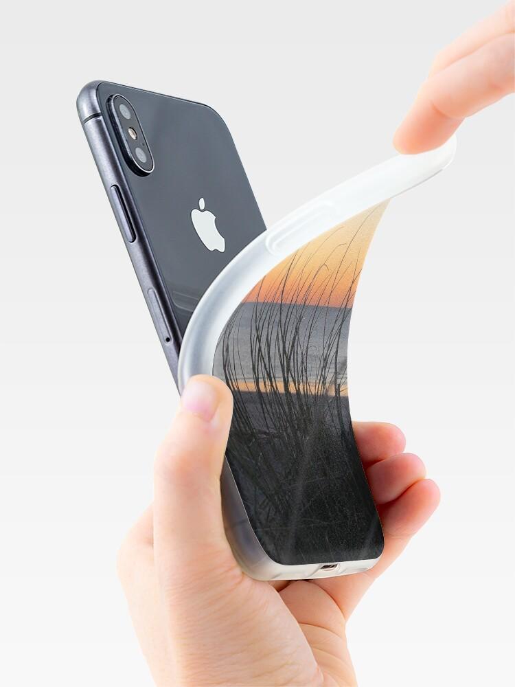 Alternative Ansicht von Sylter Abend iPhone-Hülle