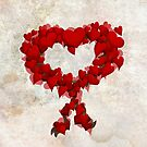Heart Wreath ♥ by Chris Baker