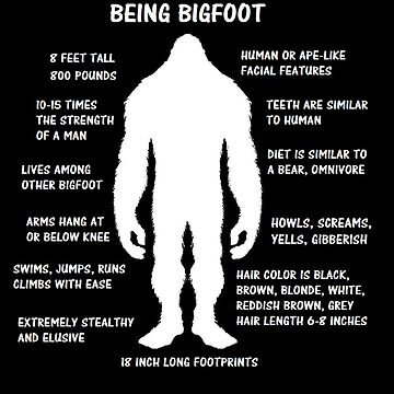 Being Bigfoot by SquatchCentral