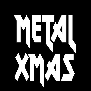 Metal Xmas  by VivaEvolution