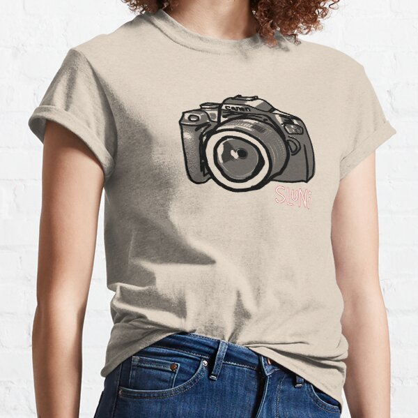 Everyone likes to fuck the photographer Classic T-Shirt