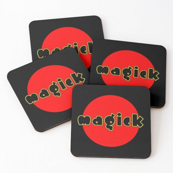 Magick II Coasters (Set of 4)