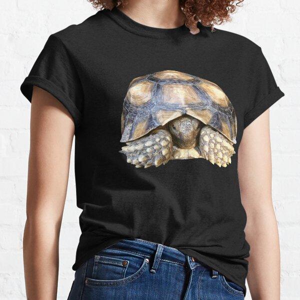 Sulcata Tortoise Classic T-Shirt