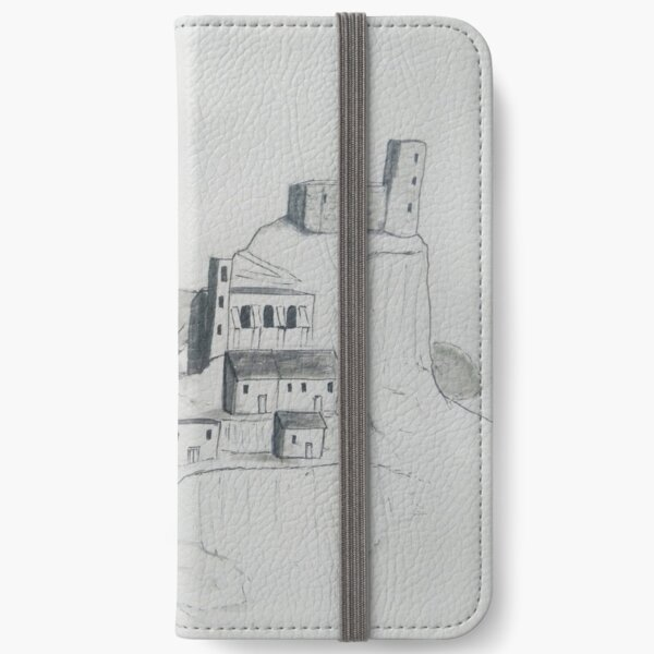 Village on the Hill iPhone Wallet