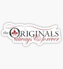 """Always and Forever"" baseball tee Sticker"