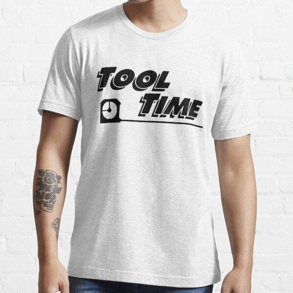 Tool Time Black Equip Essential T-Shirt