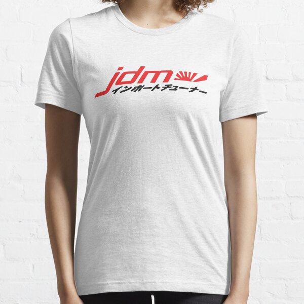 JDM Fanatic Essential T-Shirt