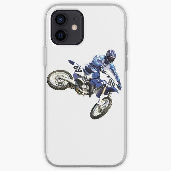 T-shirt sport Moto Cross Coque souple iPhone