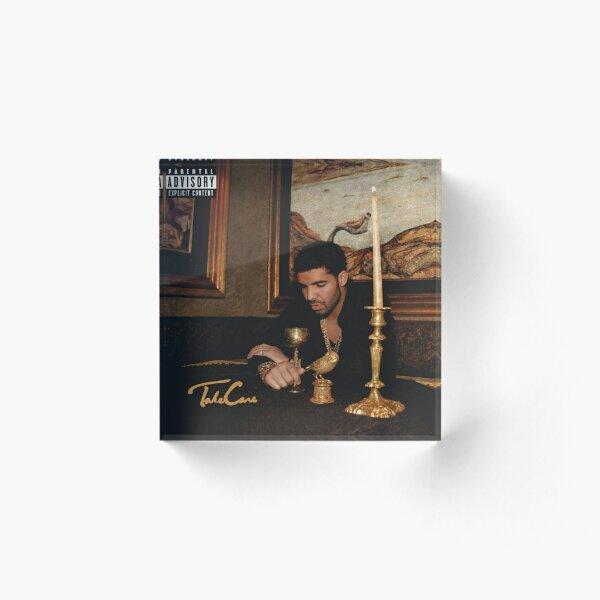 Take Care - Drake Acrylic Block