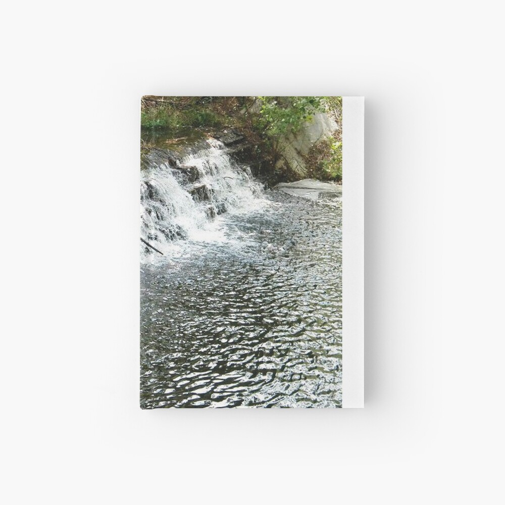 Stand Against the current Hardcover Journal