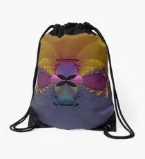 Peekaboo Drawstring Bag
