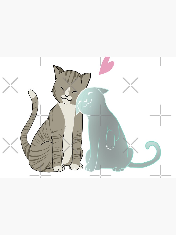 Cat love by JennyJinya