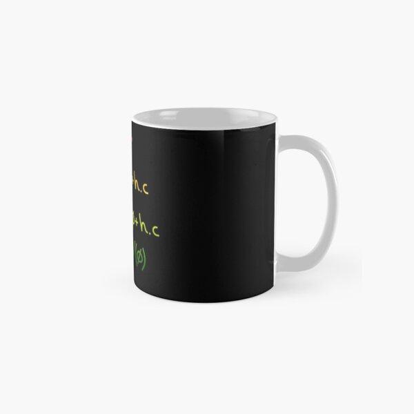 Universe Lagrangian J Classic Mug