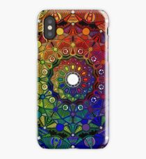 Mandala 46 T-Shirts, Hoodies and Stickers and cases - Jim Gogarty iPhone Case/Skin