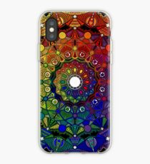 Mandala 46 T-Shirts, Hoodies and Stickers and cases - Jim Gogarty iPhone Case