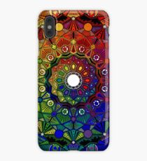 Mandala 46 T-Shirts, Hoodies and Stickers and cases - Jim Gogarty iPhone XS Max Case