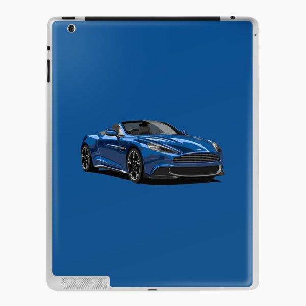 Aston Martin iPad Skin