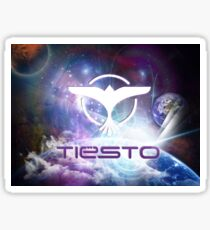 Tiesto logo Sticker