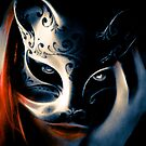 Cat Mask-2 by George Lenz